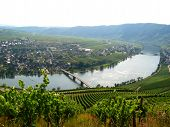 The Mosel In Germany
