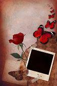 Rose Grunge