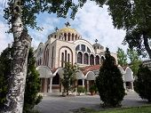 Church Of Saints Cyril And Methodius In Thessaloniki, Greece
