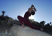 Desert Yoga Diva 2