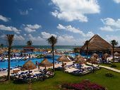 A Luxury Cancun Beach Resort