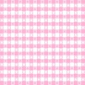 Seamless Tablecloth Pattern, Pink