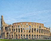 ������, ������: Rome Colosseum Hdr