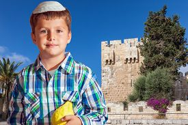 stock photo of sukkoth  -  Sukkot in Jerusalem - JPG