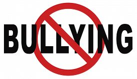 picture of school bullying  - stop bullying prevention for no bullies at school work or in the cyber internet - JPG