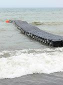 An Rubber Boat Stage.