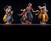 Indian Kalakshetra Dancers