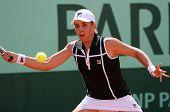 Marina Erakovic (nzl) At Roland Garros 2011