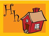 Alphabet for children education