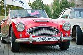 Austin Healey 3000 Mk II (1962)