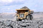 Big Mining Truck