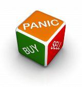 Stock Market Dice