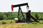 Oil Well Pumper.