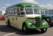 1940S Bedford Ob Bus