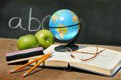 Estudios de la escuela