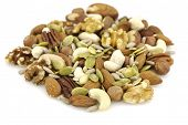 Mixed Nuts And Seeds # 2