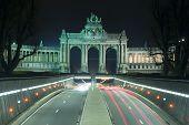 Parc du Cinquantenaire, Jubel Park, Brussels