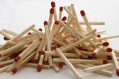 Unused Matchsticks