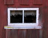 Window On Barn
