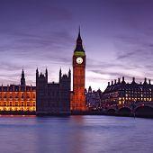 Big Ben, London - England