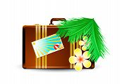 Travel Suitcase poster