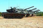 6 M60 Tank, A Main Battle Tank