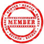 Selo de membro