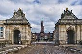 Danish Parliament Christiansborg, Copenhagen