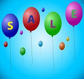 Sale Baloons