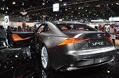 Lexus LF-CC Concept Car