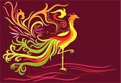 Fantasy phoenix.