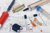 Componentes electrónicos