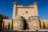 Castle Of Sajazarra, La Rioja, Spain