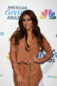 LOS ANGELES - DEC 7:  Cassie Scerbo arrives to the 2012 American Giving Awards at Pasadena Civic Cen