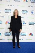 LOS ANGELES - DEC 7:  Glenn Close arrives to the 2012 American Giving Awards at Pasadena Civic Cente