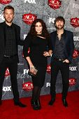 LOS ANGELES - DEC 10:  Lady Antebellum arrives to the American Country Awards 2012 at Mandalay Bay R