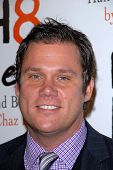 LOS ANGELES - DEC 12:  Bob Guiney arrives to the NOH8 4th Anniversary Party at Avalon on December 12