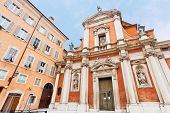 San Giorgio Church In Modena, Italy