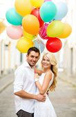 pic of balloon  - summer holidays - JPG