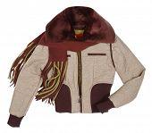 picture of jupe  - fur jacket - JPG