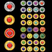Perfect Buttons