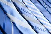 Blue Neckties