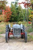 Vintage Antique Tractor