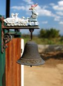 Metal Door Bell
