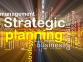 Strategic Planning Word Cloud Box Package