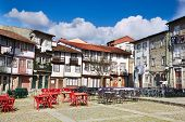 Historical Center Of Guimaraes, Portugal