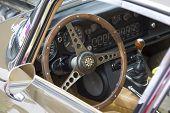1968 Green Chevy Camaro Interior