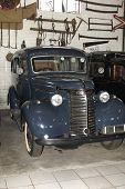 Vintage Car 1940 Chevrolet Suburban