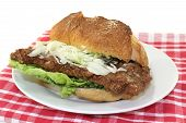 Rib Steak Bun