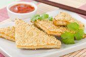 Hatosi (Prawn Toast)